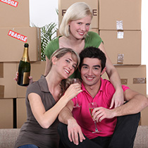 WC2 Movers and Packers WC1